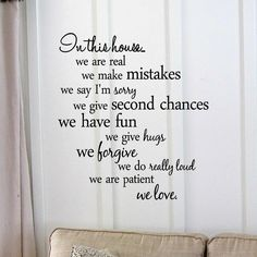 Always And Forever Vinyl Wall Sticker Inspiring Saying Wallpaper - Custom vinyl wall decals saying