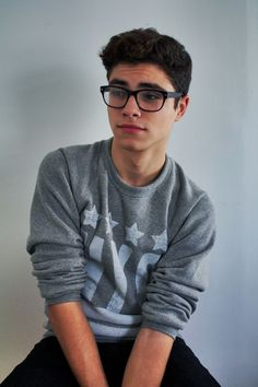guy with glasses tumblr - Google Search