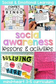 children bullying, facts and methods to take care of youngsters harasses as well as youngsters being harassed Anti Bullying Activities, Social Emotional Activities, Emotions Activities, Social Emotional Development, Bullying Facts, Teen Activities, Bullying Quotes, Social Skills Lessons, Teaching Social Skills