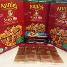 Organic snacks for kids lunches, organic snacks, go organic, Annie's