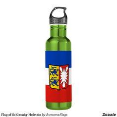 Flag of Schleswig-Holstein 710 Ml Water Bottle