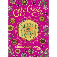 Chocolate Box Girls: Sweet Honey