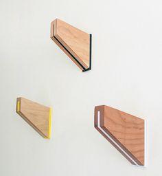Pedro, Juan & Diego - Shelfs by Nueve Design Studio » Yanko Design