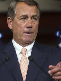 Boehner Backs Lifting Crude Oil Export Ban