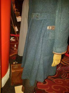 back side pocket costume cosplay newt scamander display coat fantastic beasts