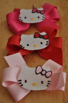 hello kitty party favor...Kimberly Williamson...I smell a crafting session coming on!!! lol!!!!