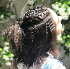 Living for these braids!
