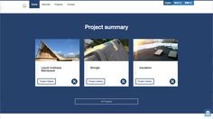 Web design, flat design, project/work page design.Design and developed by jing…