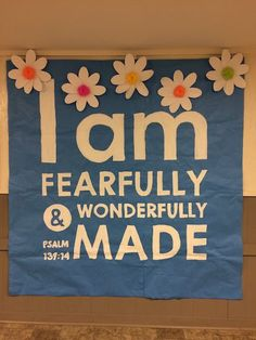 """Free Bible Lesson with activites & printable based on Psalm 137:14 - """"I am Fearfully & Wonderfully Made""""  www.CreativeBibleStudy.com"""