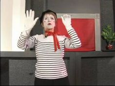 good idea for outfits too.   Mime Basics: Acting Tips and Techniques : How to Move Along a Mime Wall