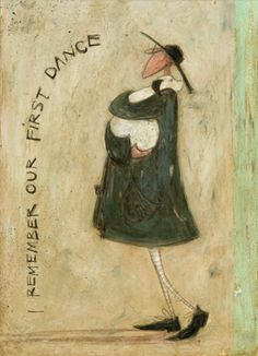 I Remember our First Dance by Sam Toft
