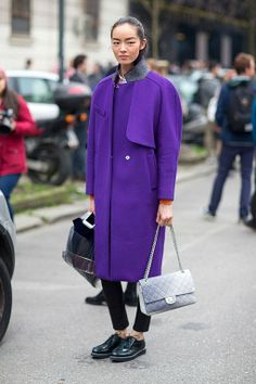 MILAN FASHION WEEK BEST STREET STYLE   http://sochnik.com.ua/fashion/milan-fashion-week-luchshiy-street-style/  #fashionweek #fashion #streetstyle #style #milanfashionweek2014 #mfw #fw #trends #womanfashion #womanstyle #beststreetstyle