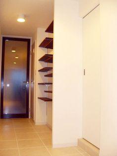 土間のあるマンションリフォーム・リノベーション・間取り(大阪府茨木市) | 注文住宅なら建築設計事務所 フリーダムアーキテクツデザイン
