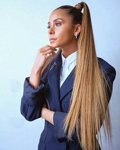 Camila Gallardo, Super Long Hair, Your Hair, Dreadlocks, Hairstyle, Long Hair Styles, Instagram, Celebrities, My Style