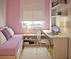 Small Bedroom Ideas, small master bedroom ideas, small bedroom decorating ideas, bedroom ideas for small rooms, small bedroom storage ideas Small Rooms, Small Spaces, Bedroom Small, Small Small, Home Bedroom, Bedroom Decor, Bedroom Ideas, Small Room Design, Single Bedroom