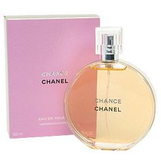 Channel Chance. my favorite fragrance! Love it!!!