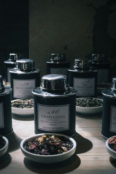 Bellocq Tea Atelier | lean + meadow