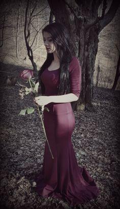 Morticia dress <3