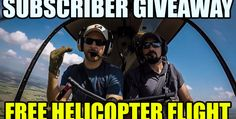 LOOK! 🚁 FREE Helicopter Ride with Lesson! The lucky winner will get a helicopter discovery flight lesson with a Certified Flight Instructor!   USA & Canada only Giveaway  #experiencehelicopter #helicopter #experience #freeride #giveaway #sweepstakes #contest