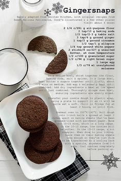 gingersnaps-05 by pickyin, via Flickr