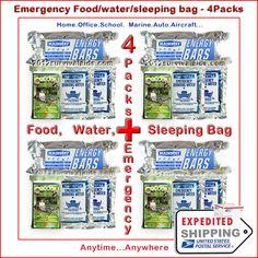 Survival Aid Emergency Pack for 4 People 3 in 1 Food-Water-Sleeping Bag #MainstayProductInc http://www.ebay.com/itm/Survival-Aid-Emergency-Pack-4-People-3-1-Food-Water-Sleeping-Bag-/111632460691?pt=LH_DefaultDomain_0&hash=item19fdd02b93