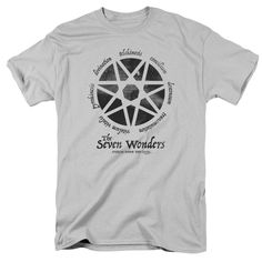 """Checkout our #LicensedGear products FREE SHIPPING + 10% OFF Coupon Code """"Official"""" American Horror Story / Seven Wonders - Short Sleeve Adult 18 / 1 - American Horror Story / Seven Wonders - Short Sleeve Adult 18 / 1 - Price: $29.99. Buy now at https://officiallylicensedgear.com/american-horror-story-seven-wonders-short-sleeve-adult-18-1"""