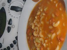 receitinhas da belinha gulosa: Sopa de feijão deliciosa na bimby e tradicional