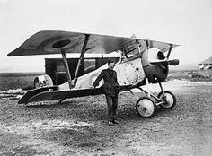 NIEUPORT 17 Scout - French Armée de l'Air (Fighter)