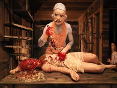 Joshua Hoffine's Photography Of Horror Collection - YBMW Horror Photography, Stunning Photography, Horror Art, Horror Movies, Creepy Horror, Creepy Art, Joshua Hoffine, Childhood Fears, Horror Pictures