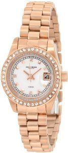 Akribos XXIV Women's AK489RG Diamond Quartz Bracelet Watch Akribos XXIV. $106.24. Great addition to your collection. Remarkable diamond and crystal design. Elegant akribos xxiv quartz timepiece. Date window displayed at the three o'clock position. Rose-tone stainless steel bracelet. Save 84%!