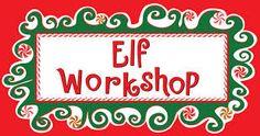 Image result for santa's workshop signs Polar Express Christmas Party, Polar Express Party, Santa's Workshop Sign, Santas Workshop, Work Cubicle Decor, Office Cubicle, Christmas Cubicle Decorations, Decoupage Printables, Whimsical Christmas
