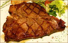 t bone steak | Тибон стейк из говядины / Beef T-Bone Steak