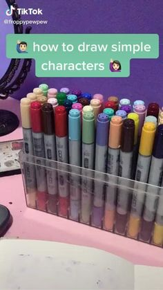 Art Drawings Sketches Simple, Pencil Art Drawings, Easy Drawings, Drawing Techniques, Drawing Tips, Drawing Ideas, Diy Canvas Art, Drawing Challenge, Doodle Art