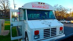 We love our independent bookstores in Austin. A lot of times, the owner is behind the counter to help with anything you need. And yes, with 5th Dimension Books, we even have a bookstore on wheels.
