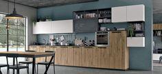 CUCINALUBEOLTRE  Cucina Lube OLTRE, un progetto ambizioso che definisce una linea tutta nuova, espressione perfetta dello stile minimal, caratterizzata da forme pure e pulite, richiami forti alla natura ed ai suoi elementi, attraverso la scelta