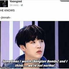 He knows it ~ I didn't believe the das will come when one of them finden out the truth... I'm jungshook!~