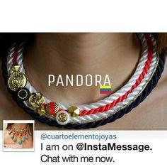 Conoce nuestra Colc. Pandora siguenos en http://instagram.com/cuartoelementojoyas Colores Navy