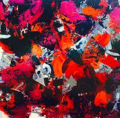 Céline Weber, Love on ArtStack Celine, Abstract Landscape, Colours, Paintings, Artist, Artwork, Work Of Art, Paint, Auguste Rodin Artwork