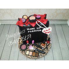 MAKEUP CAKE  #makeup #forever