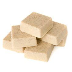 Buffy - Lush butter bar makes my skin shine! :)