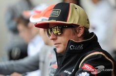 Gp Canada thursday 2013 #f1 #Kimi 3