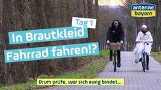 Fallschirmsprung abgesagt, weil das Wetter zu schlecht war, ein Fahrrad mit plattem Reifen und irgendwie geht nichts so schnell voran, wie Eva und Moritz sich das vorgestellt haben. Zum Glück können sie auf die netten Menschen in Unterfranken vertrauen.  Jeden Tag eine neue Folge des Abenteuers von Eva und Moritz durch Bayern. Jetzt abonnieren und nichts verpassen! #vlog #videotagebuch #reise #bayern #hochzeit Moritz, Riding Bikes, Confidence, Weather, Adventure, Voyage, People