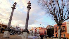 Alameda de Hércules. Sevilla