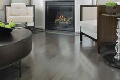 Modern Wood Flooring : Gray Hardwood Floors Design