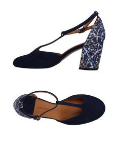 AUDLEY Women's Pump Blue 8.5 US