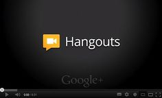 """12 Ways to Connect, Create and Collaborate Using Google Hangouts""--collection of cool tips from the informative Beth Hayden. http://www.copyblogger.com/google-hangout-content/"
