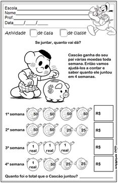 A Arte de Educar: Matemática 1º e 2º Ano Professor, Art For Kids, Leo, Art Projects, Diagram, Teaching, Education, Comics, Fictional Characters