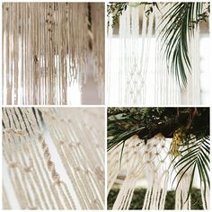 This macrame statement piece is going to be the talk of the wedding ceremony! (After the beautiful bride of course ☺) This is a luxurious handcrafted macrame wedding backdrop that can be used for indoor weddings or outdoor weddings. Use at your ceremony, reception, head table, cake