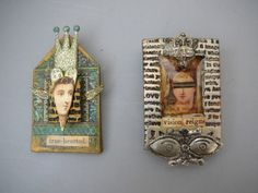 Laurie Mika-Brooches Love her stuff & she's am amazing teacher