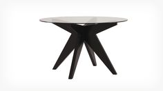 Husk Dinette Table. $380. Seats 4, squishes 6.